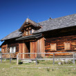 Log cabin — Stock Photo #2303269