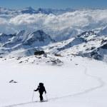 Ski touring — Stock Photo #2305767