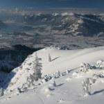 Winter mountain valley — Stock Photo #2305772