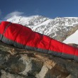 Sleeping bag — Stockfoto #2305827