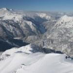 Winter mountain view — Stock Photo #2305936