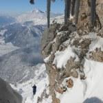 Winter mountain view — Stock Photo #2305980