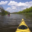 kayaking — Stock Photo #2306251