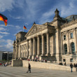Reichstag - Berlin, Germany - Stock Photo