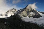 Alpine peak — Stock Photo