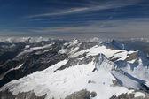 High mountains panorama — Stock Photo