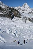Mountaineering — Stock Photo
