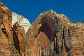 Arch at Zion National Park, Utah — Stock Photo