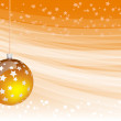 Christmas background — Stock Vector #2502738