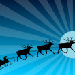 Royalty-Free Stock Vector Image: Reindeer