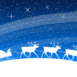 Reindeer — Vector de stock #2502767