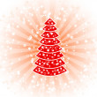 Christmas tree — Stock Vector #2502962