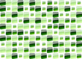 Green mosaic — Stock Vector