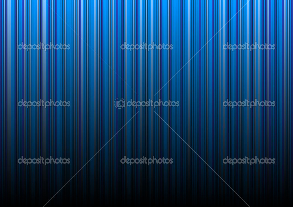 Blue background as gradient lines. — Stock Vector #2502673
