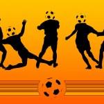 Soccer — Stock Vector #2590622