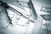 Building, project — Stock Photo