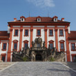 Chateau Troja - Prague — Stock Photo