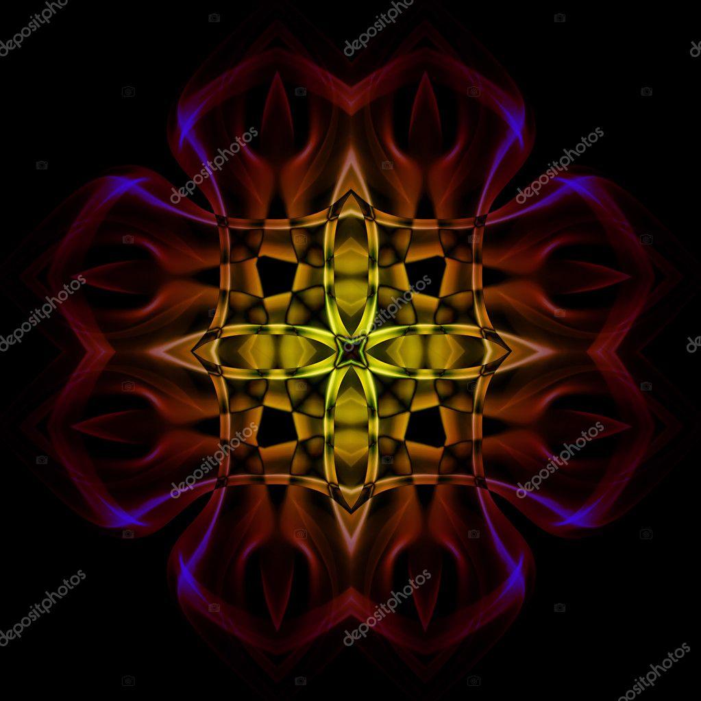 Rosette Ornament Stock Photo 169 Siloto 2286105