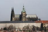 Prague castle - Hradacany — Stock Photo