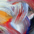 Stock Photo: Brush strokes - craftsmanship