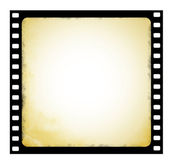 Grungy film frame — Stock Photo