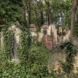 Old Jewish Cemetery — Stock Photo #2505896