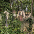 Old Jewish Cemetery - Stock Photo