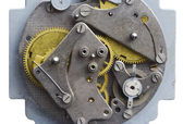 Clockwork mechanism — Stock Photo