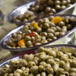 Stock Photo: Assorted olives