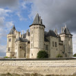 Saumur Chateau — Stock Photo #2258053