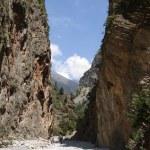 Samaria Gorge — Stock Photo #2284342