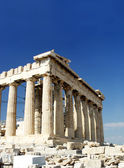 Parthenon temple — Stock Photo