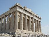 Parthenon temple — Stock Photo