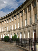 Royal Crescent — Stock Photo