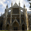 Stock Photo: Westminster Abbey North Entrance