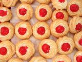 Cakes bckground — Stock Photo