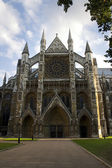 Westminster Abbey North Entrance — Stock Photo