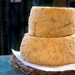 French cheese stack — Stock Photo