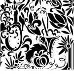 Swirl design ornament elements — Stock Vector