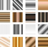 Vector gradient pattern — Stock Vector