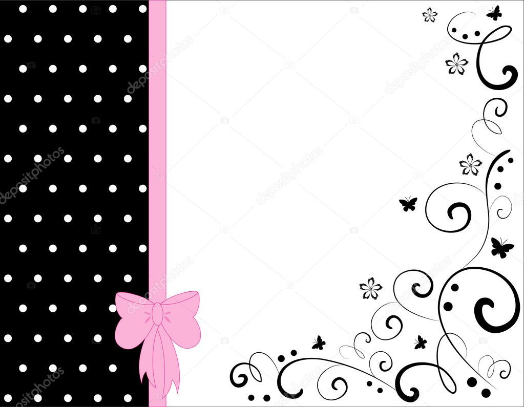 Vector floral card — Stock Vector #2424393
