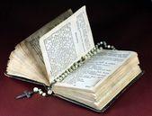 Prayers books — Stock Photo