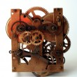 Old clock machine — Foto Stock
