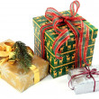 Gift boxes — Stock Photo #2314864
