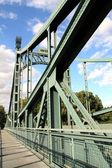 Iron bridge — Photo