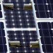 Stock Photo: Solar Panel Background