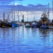Harbour in Galway - Stock Photo