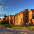 Polish castle — Stock Photo #2308614