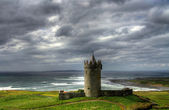 Doonagore Castle — Stock Photo