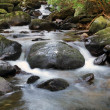 Stock Photo: Mountain creek - Ireland